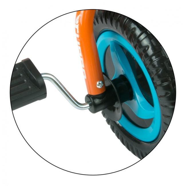 Tricicleta pentru copii Turbo Blue-Green