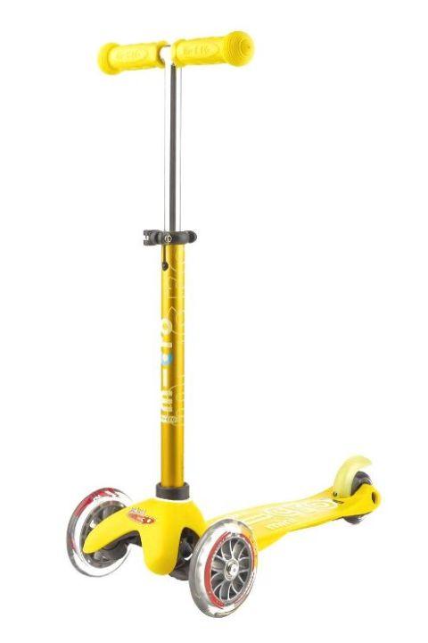 Trotineta Mini Micro Deluxe Yellow