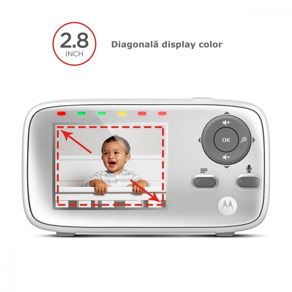 Video Monitor Digital Motorola MBP483 imagine