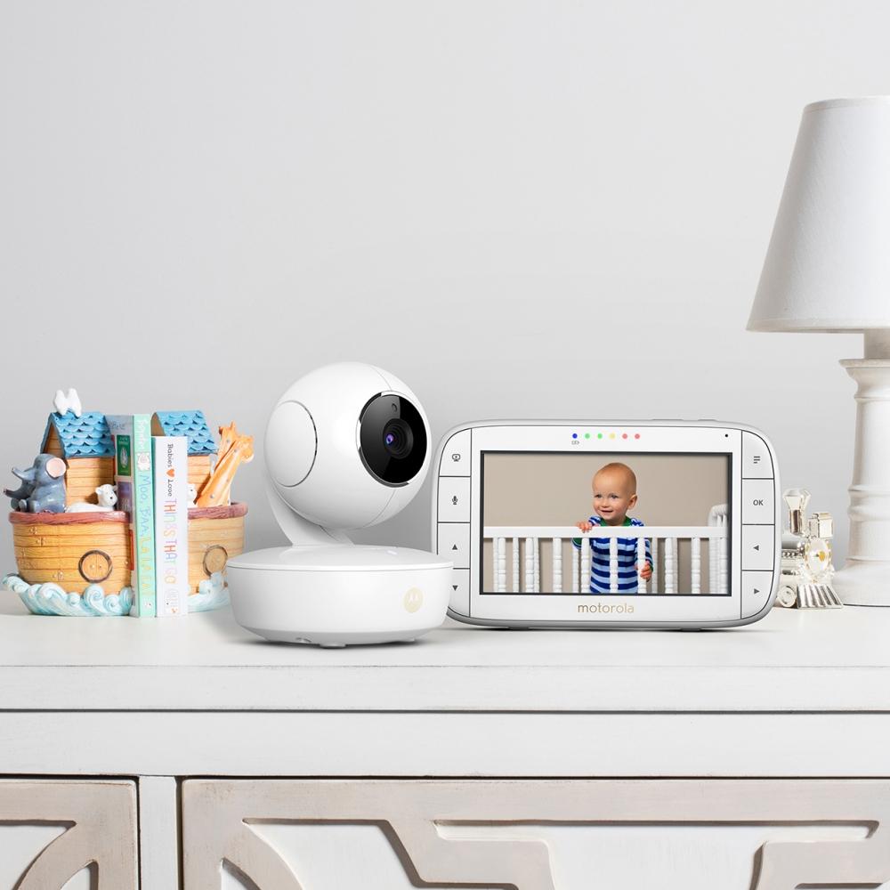 Video Monitor Digital Bidirectional Motorola MBP50