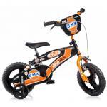 Bicicleta copii BMX 125 XL diametru 12 inch