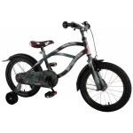 Bicicleta baieti 16 inch Volare Bike cu roti ajutatoare si cadru vopsit camuflaj vopsea mata Ambush