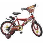 Bicicleta pentru copii Cars 16 inch