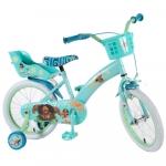 Bicicleta pentru fetite E&L Disney Vaiana 16 inch
