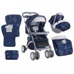Carucior set Apollo Dark Blue Friends