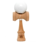 Jucarie indemanare Kendama Royal culoare Alb Starlight White