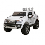 Masinuta electrica Ford Ranger Limited Edition 12V Alb