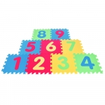 Puzzle Covoras din spuma Cifre