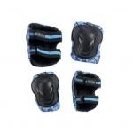 Set protectii Micro knee elbow blue