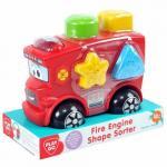 Sortator de forme masinuta de pompieri