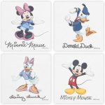 Stickere antiderapante Disney Lulabi 8138100