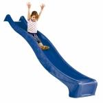 Tobogan HDPE Slide rampa 150 cm albastru