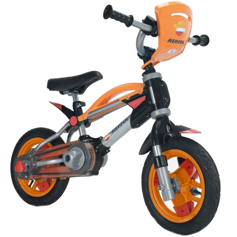 Bicicleta 2 In 1 Pentru Copii Injusa Elite Repsol