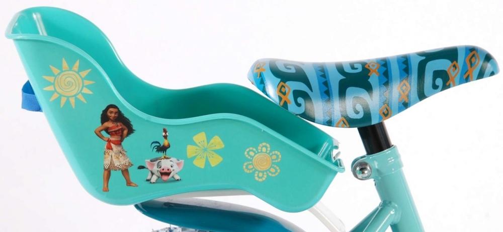 Bicicleta pentru fetite Vaiana-Moana 12 inch