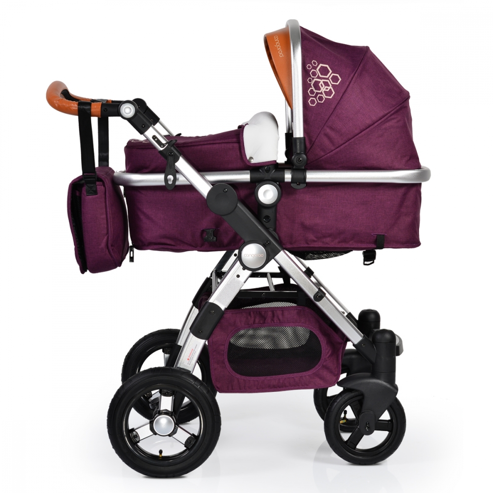 Carucior 2 in 1 Cangaroo Luxor Purple