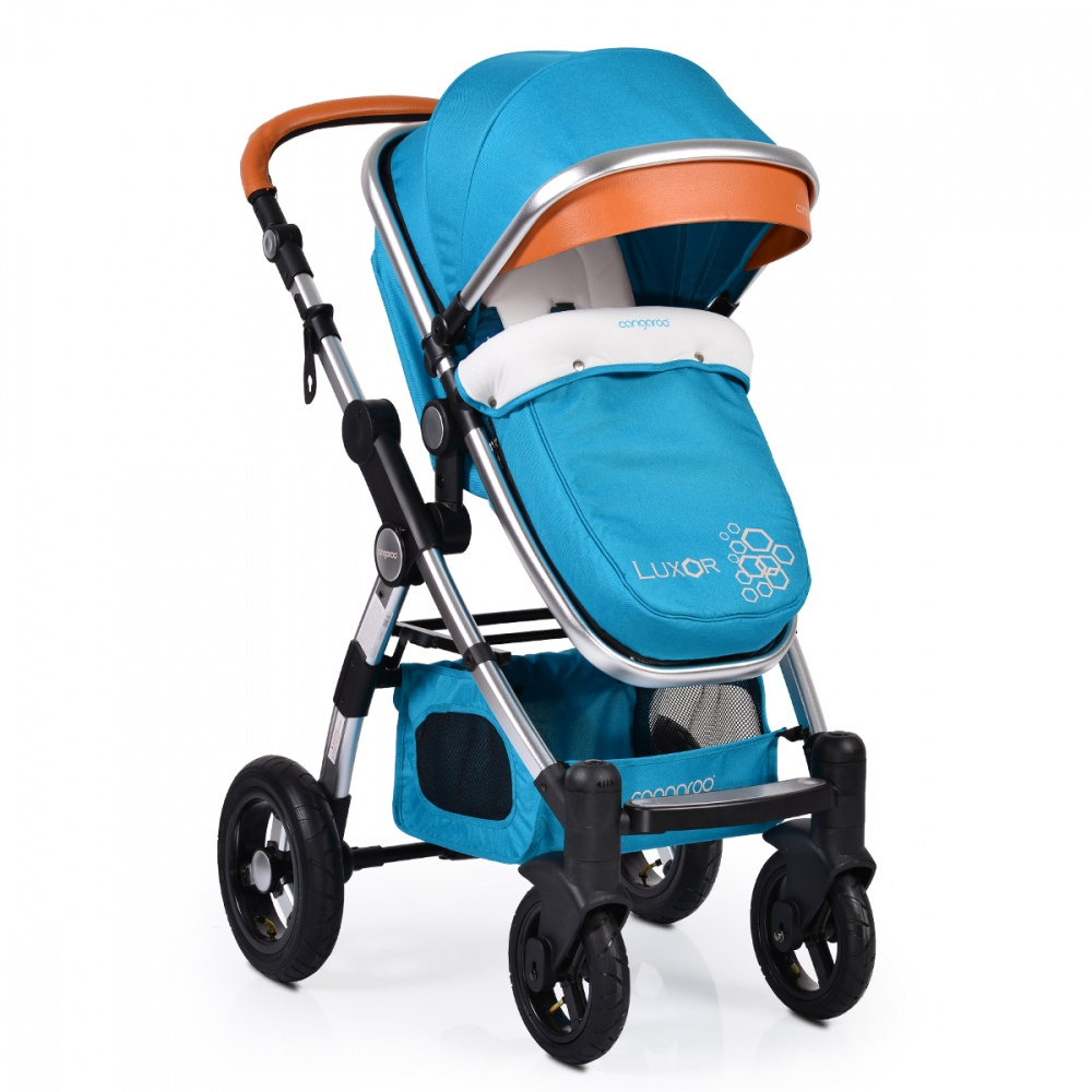 Carucior 2 in 1 Cangaroo Luxor Turquoise imagine