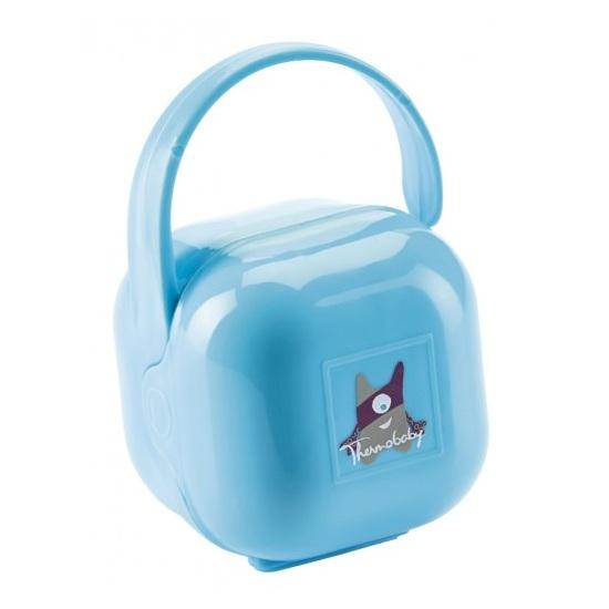 Cutie portabila pentru suzeta Turquoise