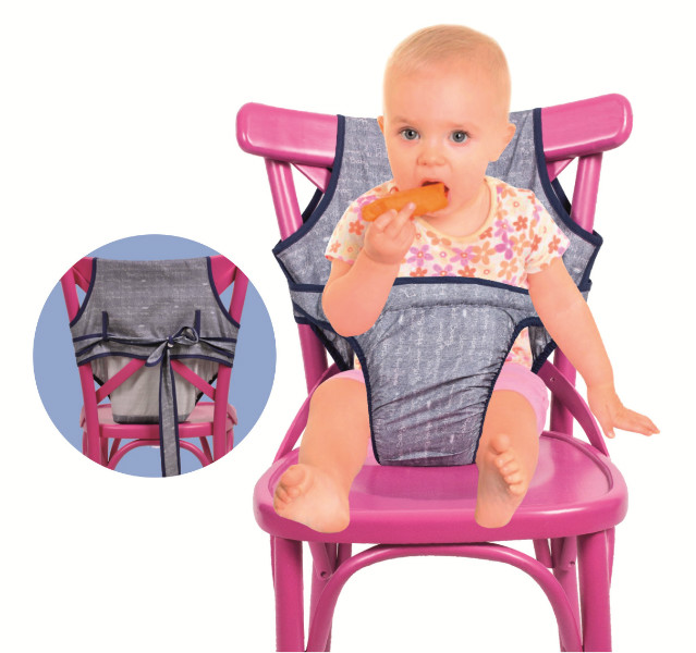 Ham scaun Sevi Bebe Jeans Desing imagine