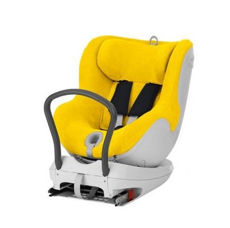 Husa De Vara Yellow Pentru Dualfix Britax Romer