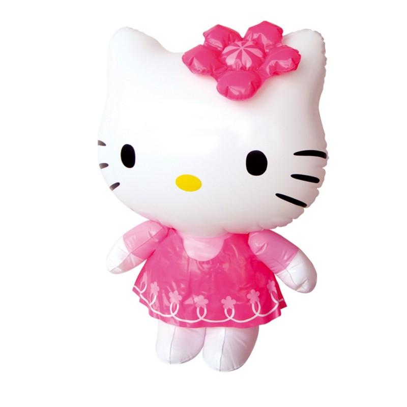 Jucarie gonflabila Hello Kitty