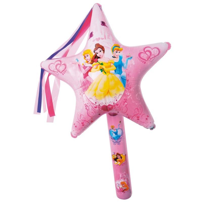 Jucarie stea gonflabila Princess 70 cm