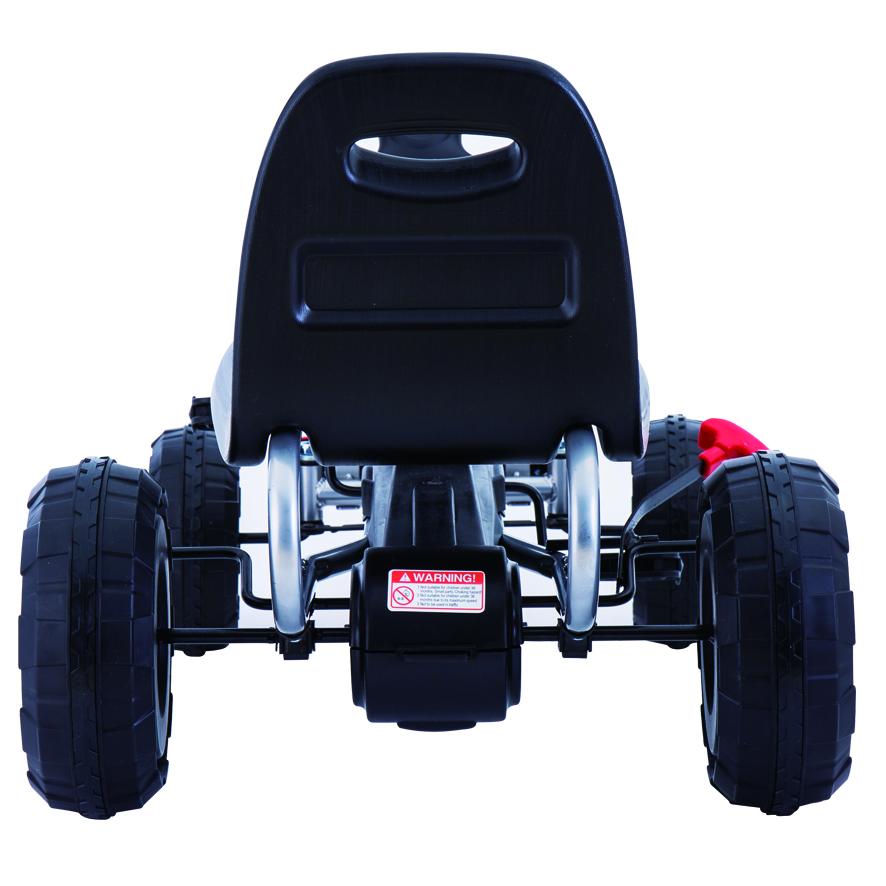 Kart cu pedale pentru copii Captain Blue