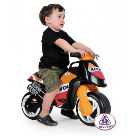 Motocicleta fara pedale neox repsol 6V