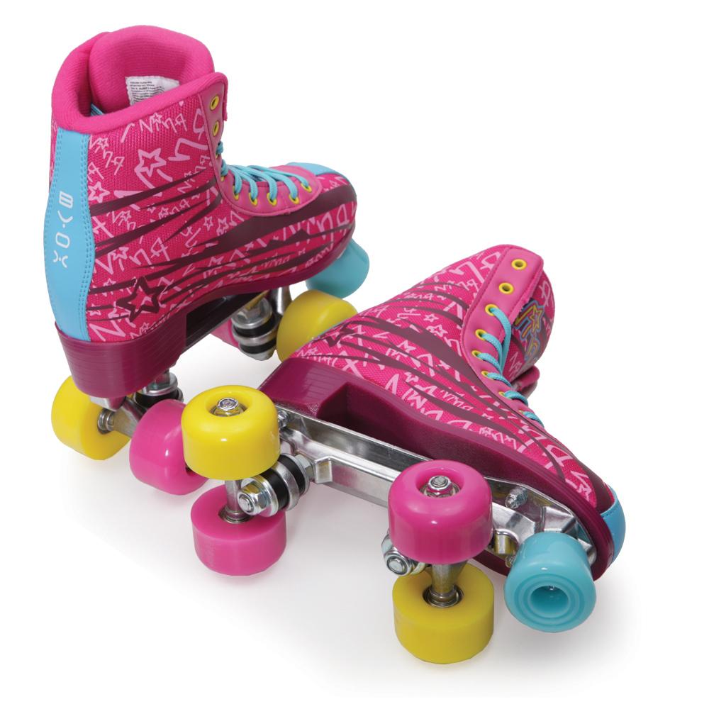 Patine cu rotile pentru fetite Nina XL 38-39