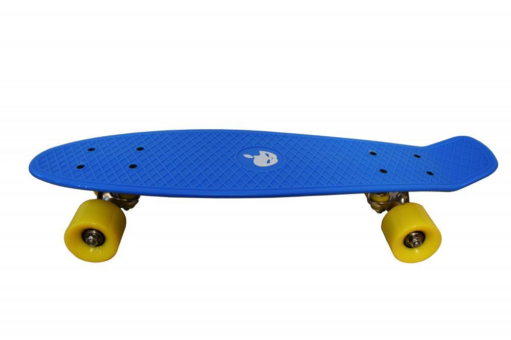 Penny board Mad Abec-7 blue ciel imagine
