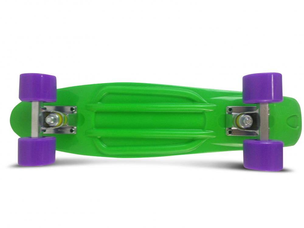 Penny board Mad Abec-7 electric green imagine
