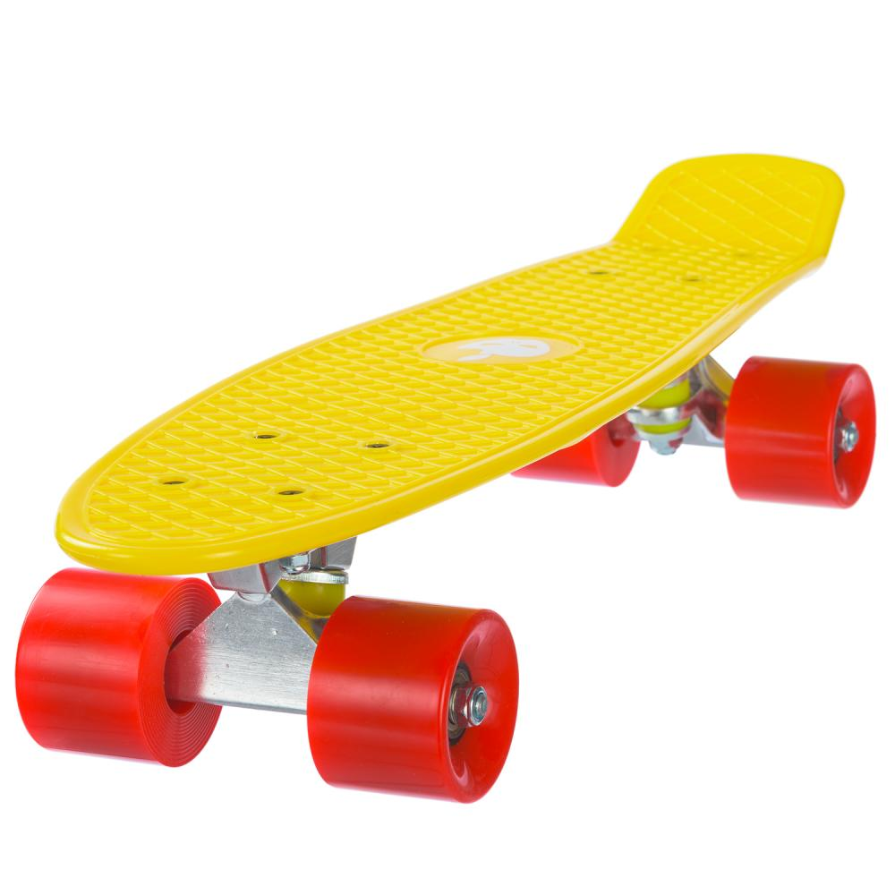 Penny board Mad Abec-7 mango yellow