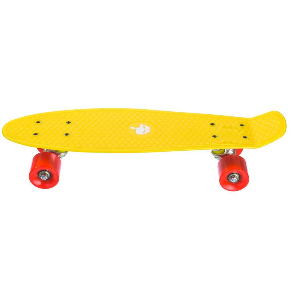 Penny board Mad Abec-7 mango yellow imagine