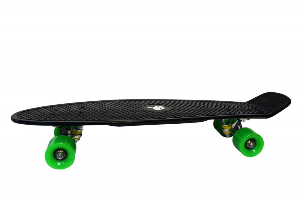 Penny board XXL 27 inch Mad Abec-7 night black imagine