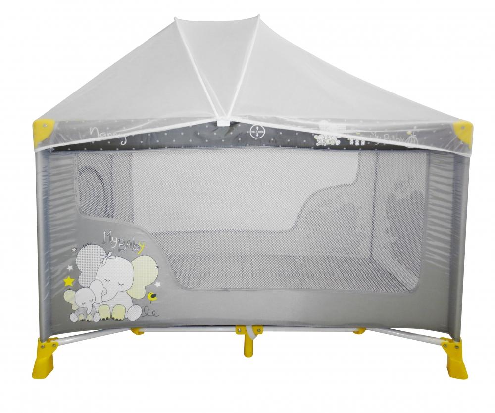 Plasa contra insecte pentru paturi pliante model Happy