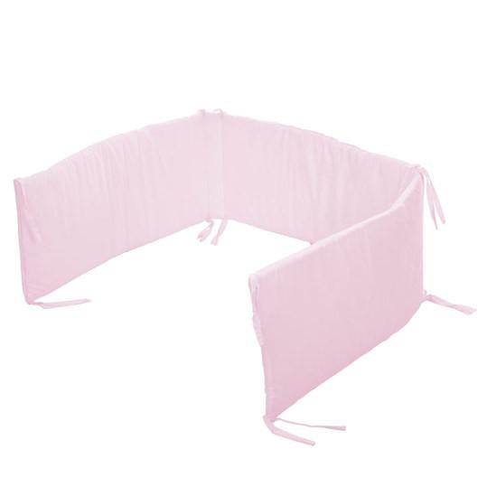Protectie laterala pentru pat lemn Pink Fillikid