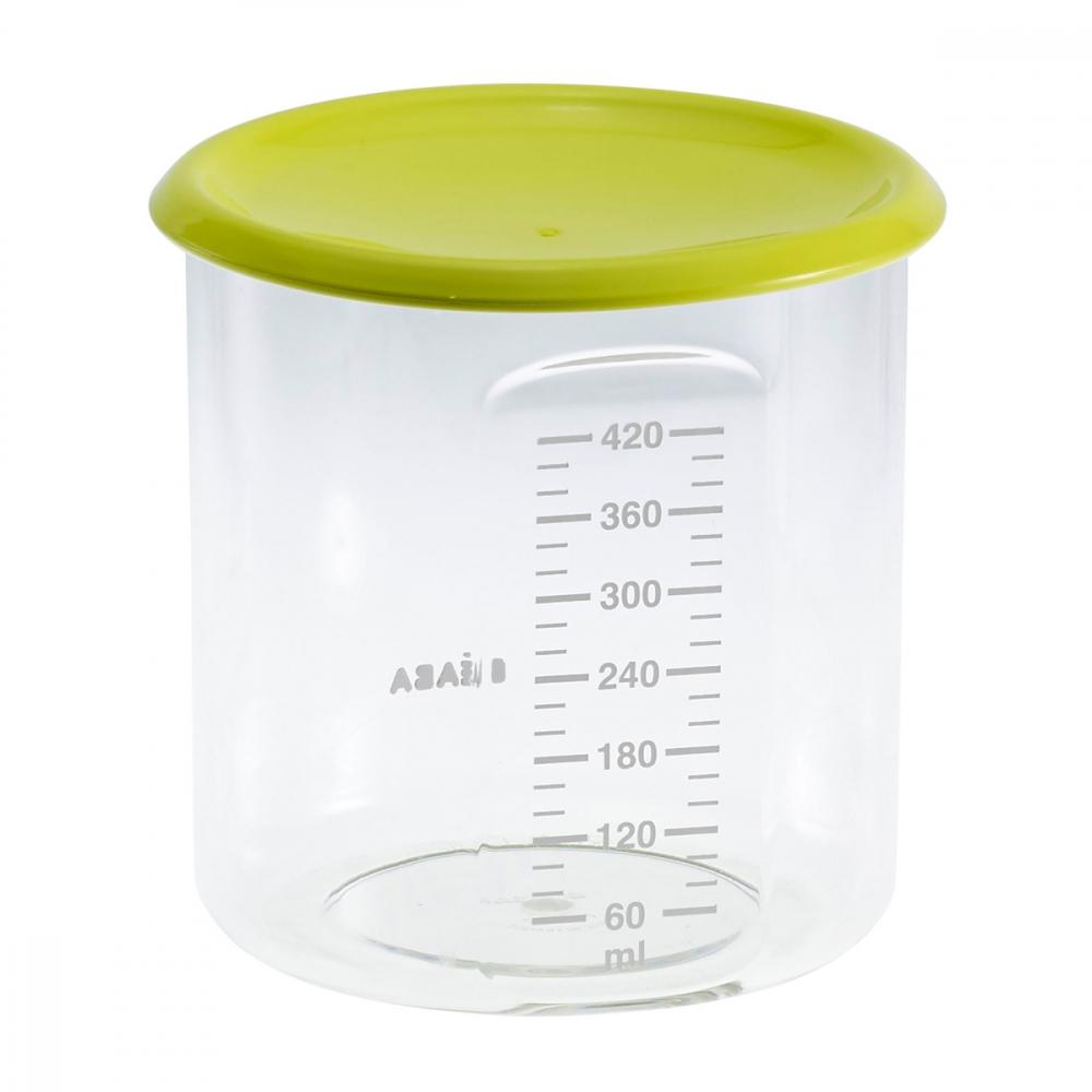 Recipient ermetic hrana 420 ml Neon
