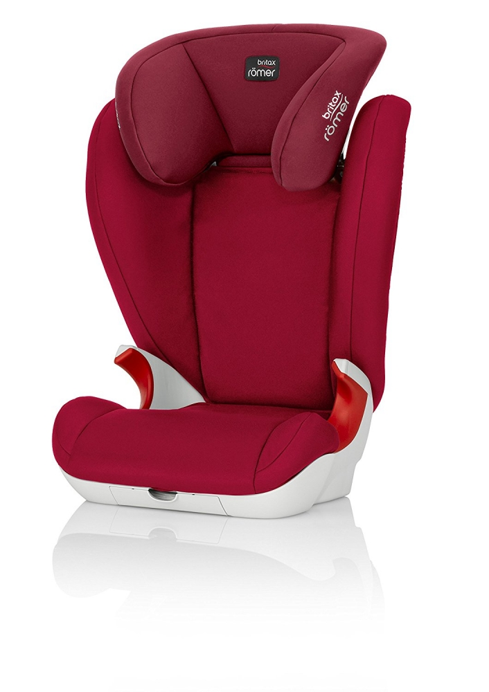 Scaun auto Kid II Flame red Britax-Romer imagine