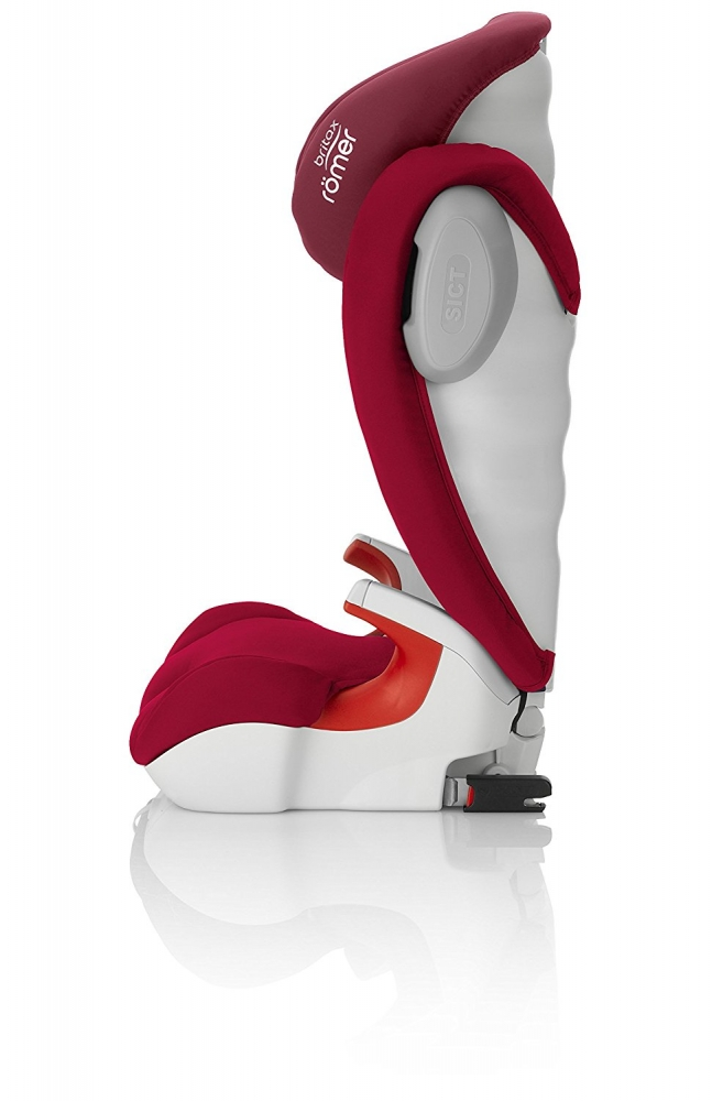 Scaun auto Kidfix SL SICT Flame red 15-36 kg. Britax-Romer