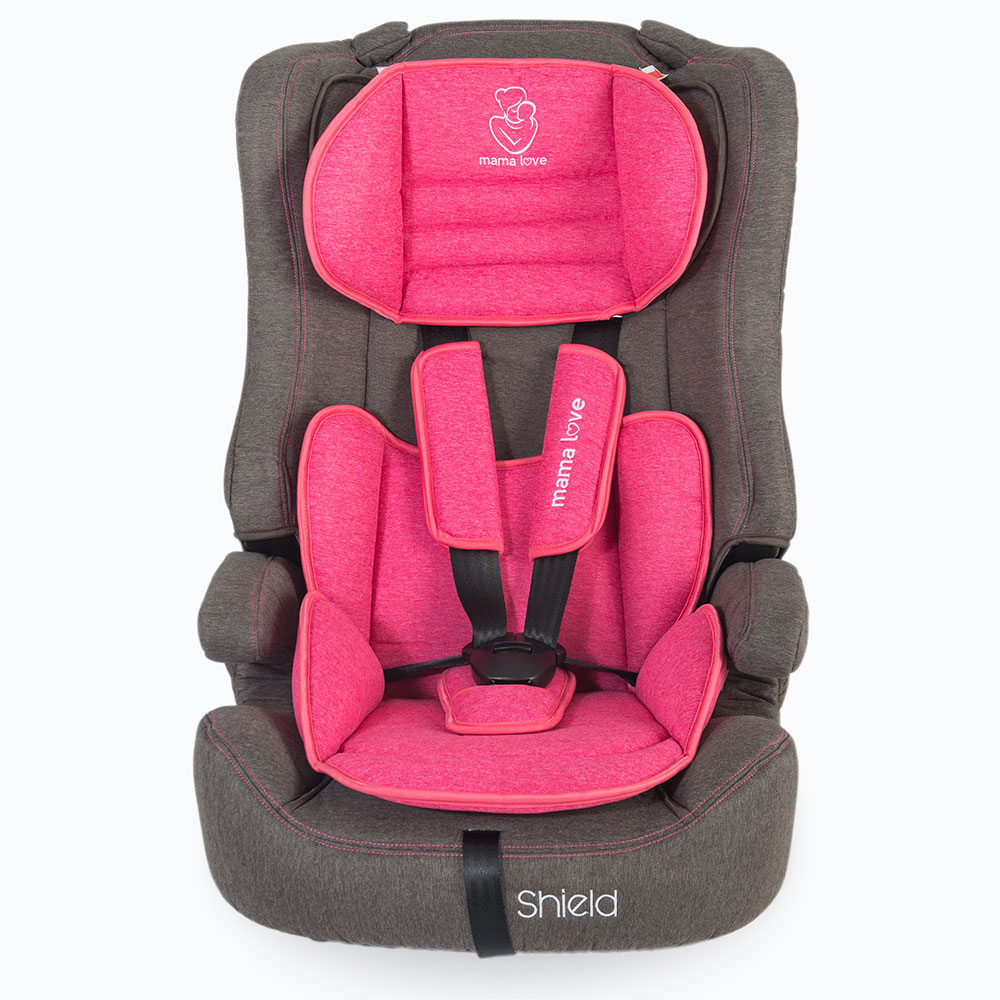 Scaun auto MamaLove Shield grupa 9-36 kg Roz imagine