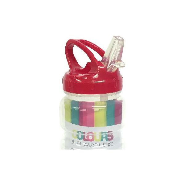 Sticla cu pai Colours and Flavours BebeduE BD80221