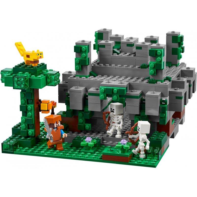 Templul Din Jungla (21132)