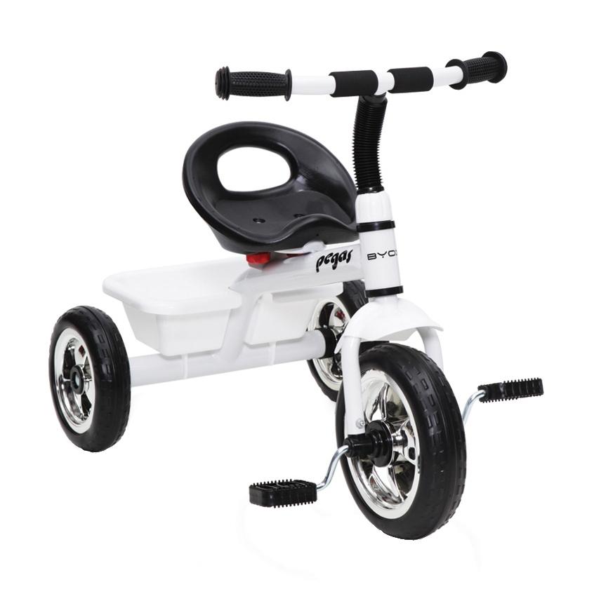 Tricicleta Byox Pegas White