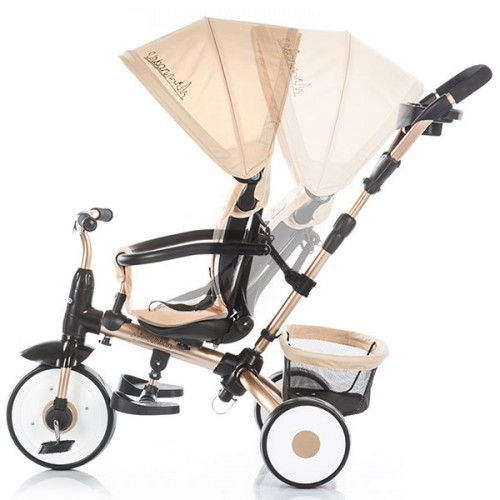 Tricicleta Chipolino Urban beige