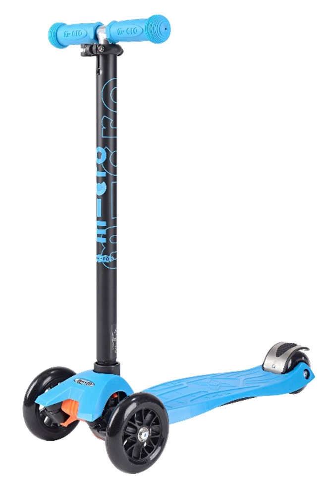 Trotineta Maxi Micro T-Bar Aqua