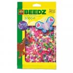 Beedz Set margele asortate culori luciose (3000 buc)