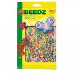 Beedz Set margele asortate culori perlate (3000 buc)