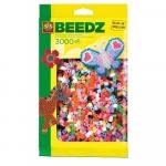 Beedz Set margele asortate culori standard (3000 buc)