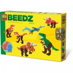 Beedz Set margele dinozauri (1500 buc)