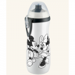 Cana Sport Cup 450ml cu adapt.Push-Pull(+36L) NUK Disney Mickey Mouse