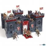 Castel din lem castelul mutantilor Papo